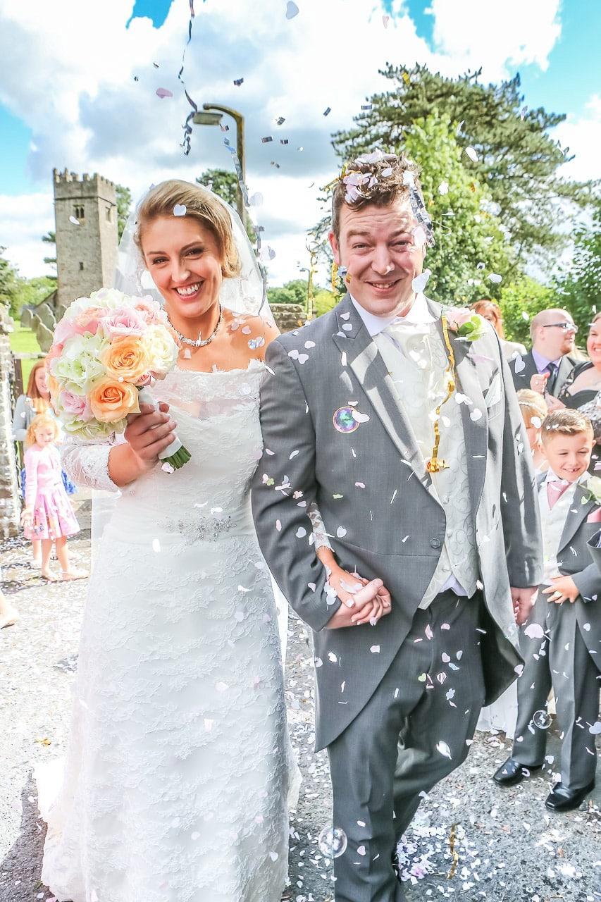 Llansanfraed Court Wedding Photograpy