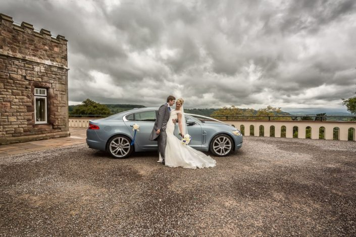 Caer Llan Wedding Photography