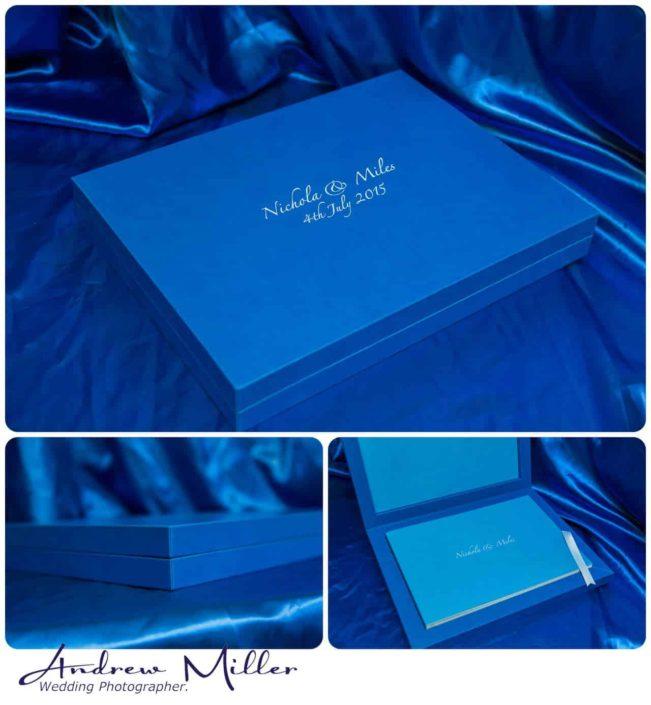 Wedding Albums - Cardiff wedding photographers