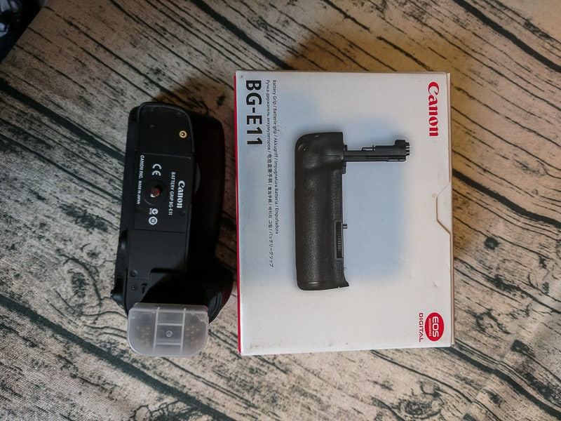 Canon Battery Grip