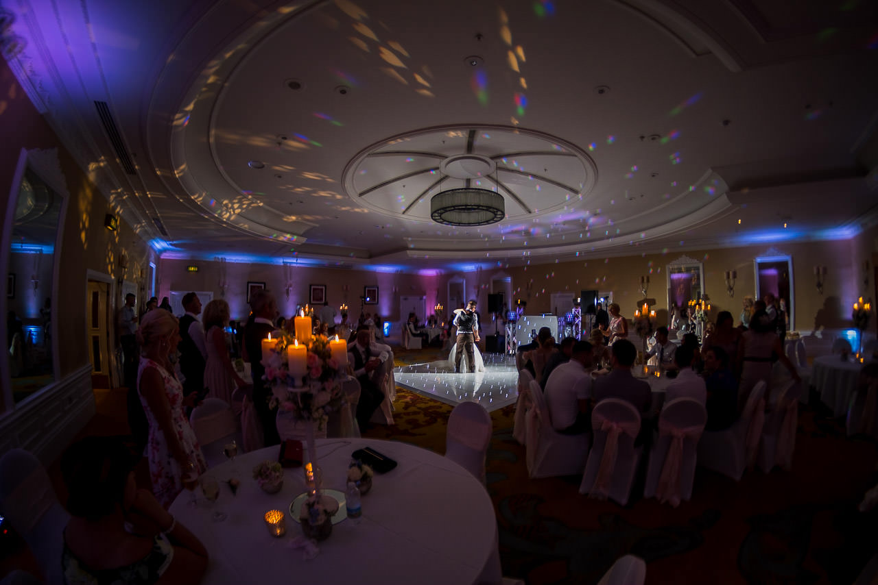 St Pierre Marriott Hotel & Country Club Wedding Venue