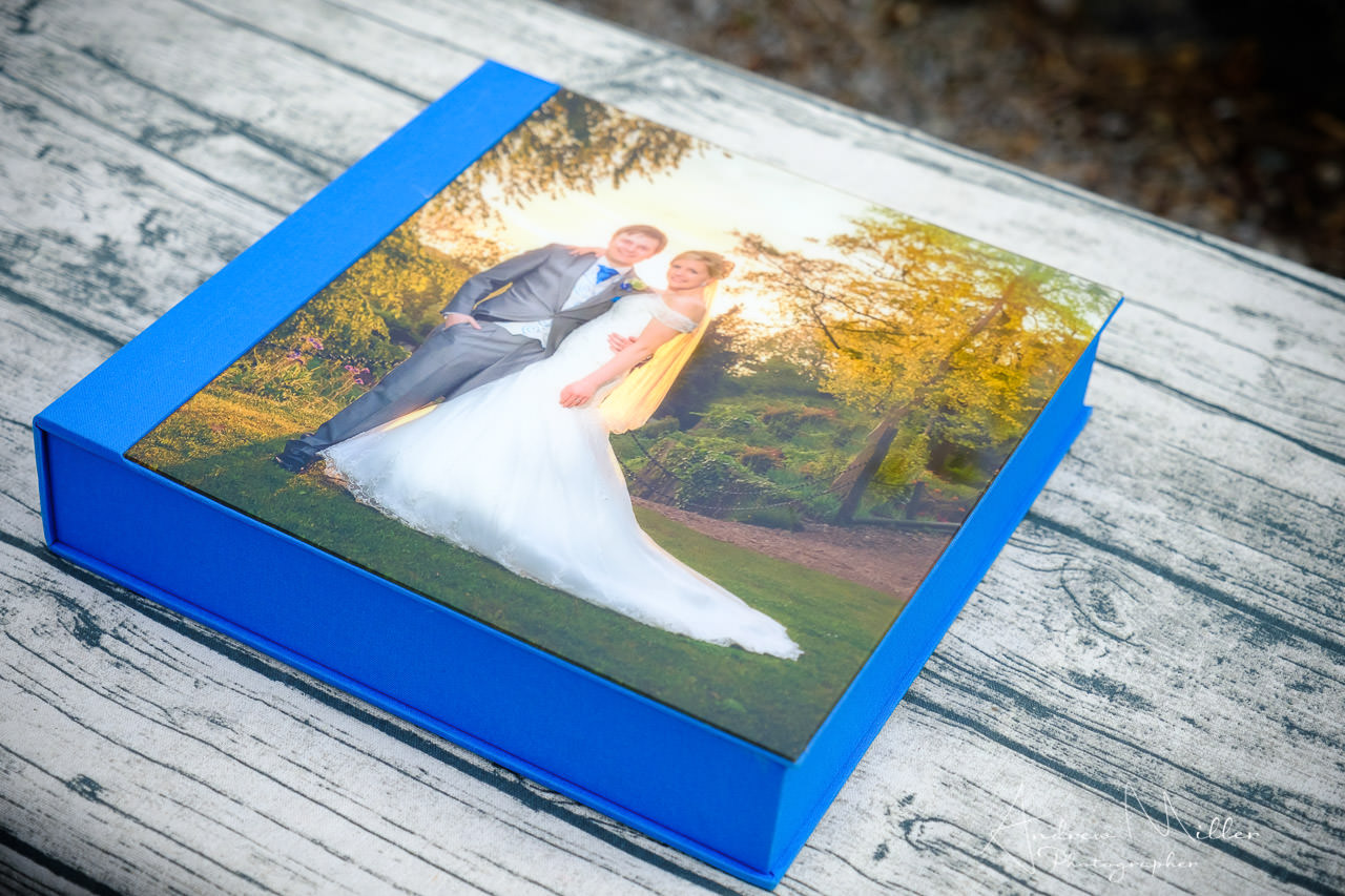 wedding albums from andrew miller photography. Black Bedroom Furniture Sets. Home Design Ideas