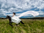 Bridal Equine Photography - Treasure The Dress