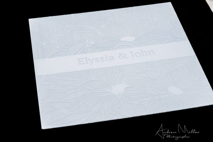 Handcrafted Wedding Albums
