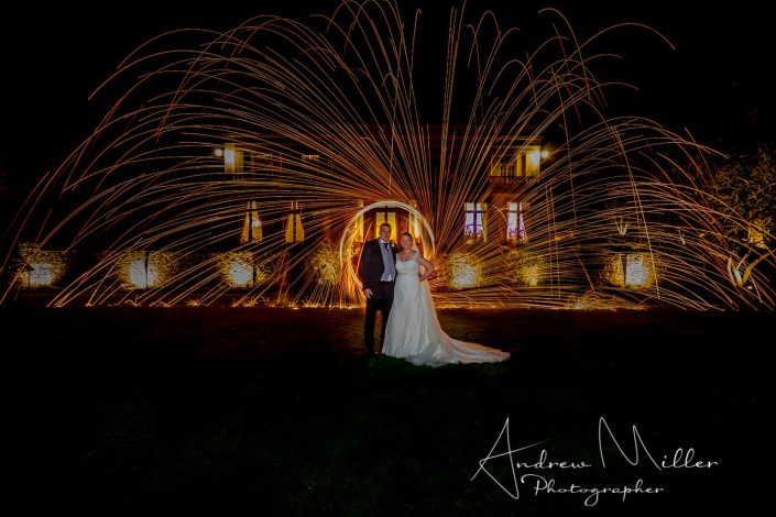 Glenfall House Wedding Photography with Claire & Brian