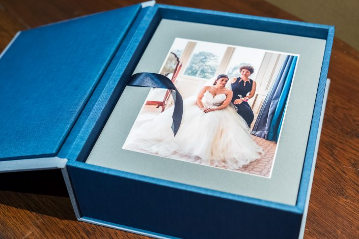 Wedding folio boxes