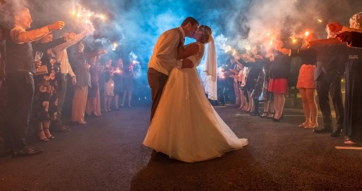 Becky & Adam | Sandy Cove Hotel Wedding Photography